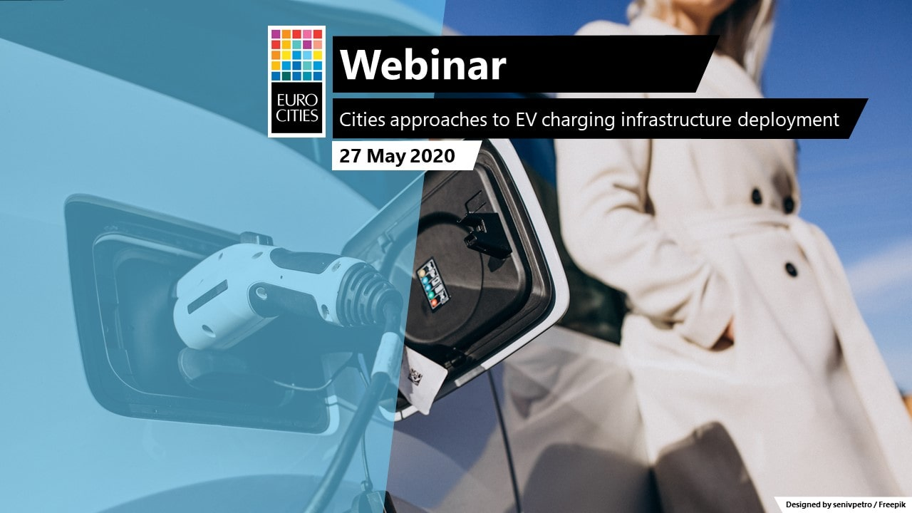 Cities approaches to EV charging infrastructure deployment