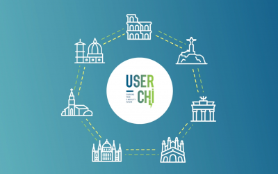 Your future is charging: discover the USER-CHI vision