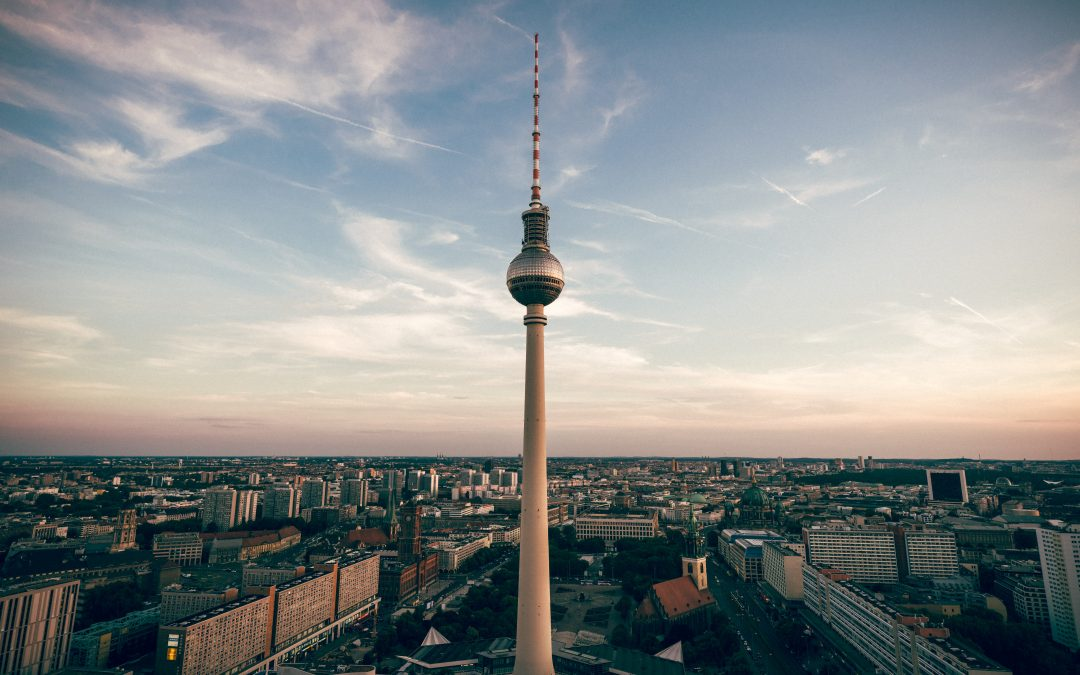 Berlin on top for charging points in Germany