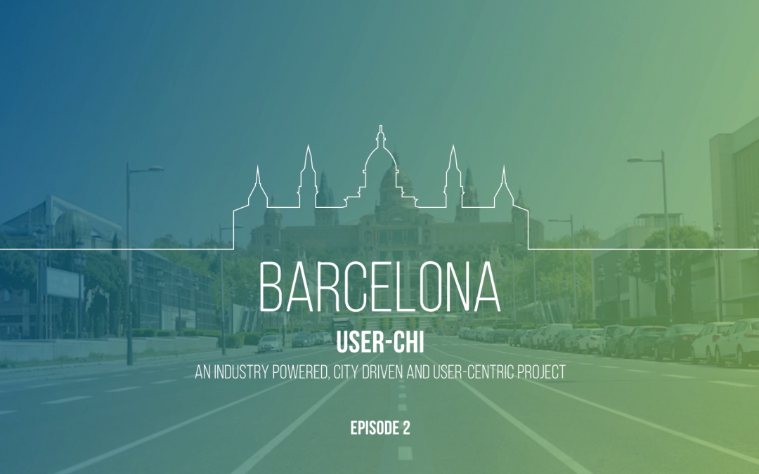 How to electrify a Mediterranean mobility metropolis: USER-CHI Cities Episode 2 – Barcelona