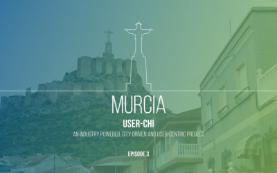 First eMobility steps in a city full of potential: USER-CHI Cities Episode 3 – Murcia