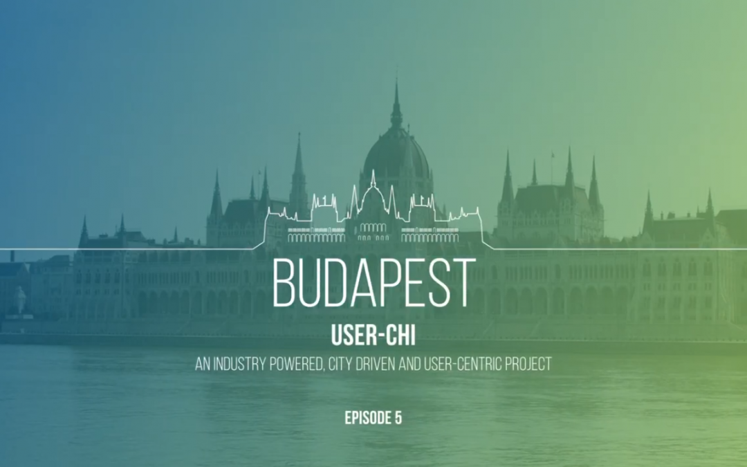 From the metro to electromobility: USER-CHI Cities Episode 5 – Budapest