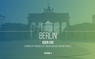 Electromobility for all: USER-CHI Cities Episode 4 – Berlin